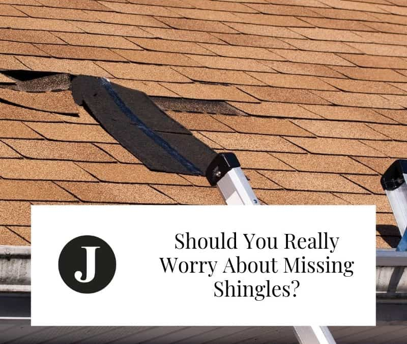 Should You Really Worry About Missing Shingles?